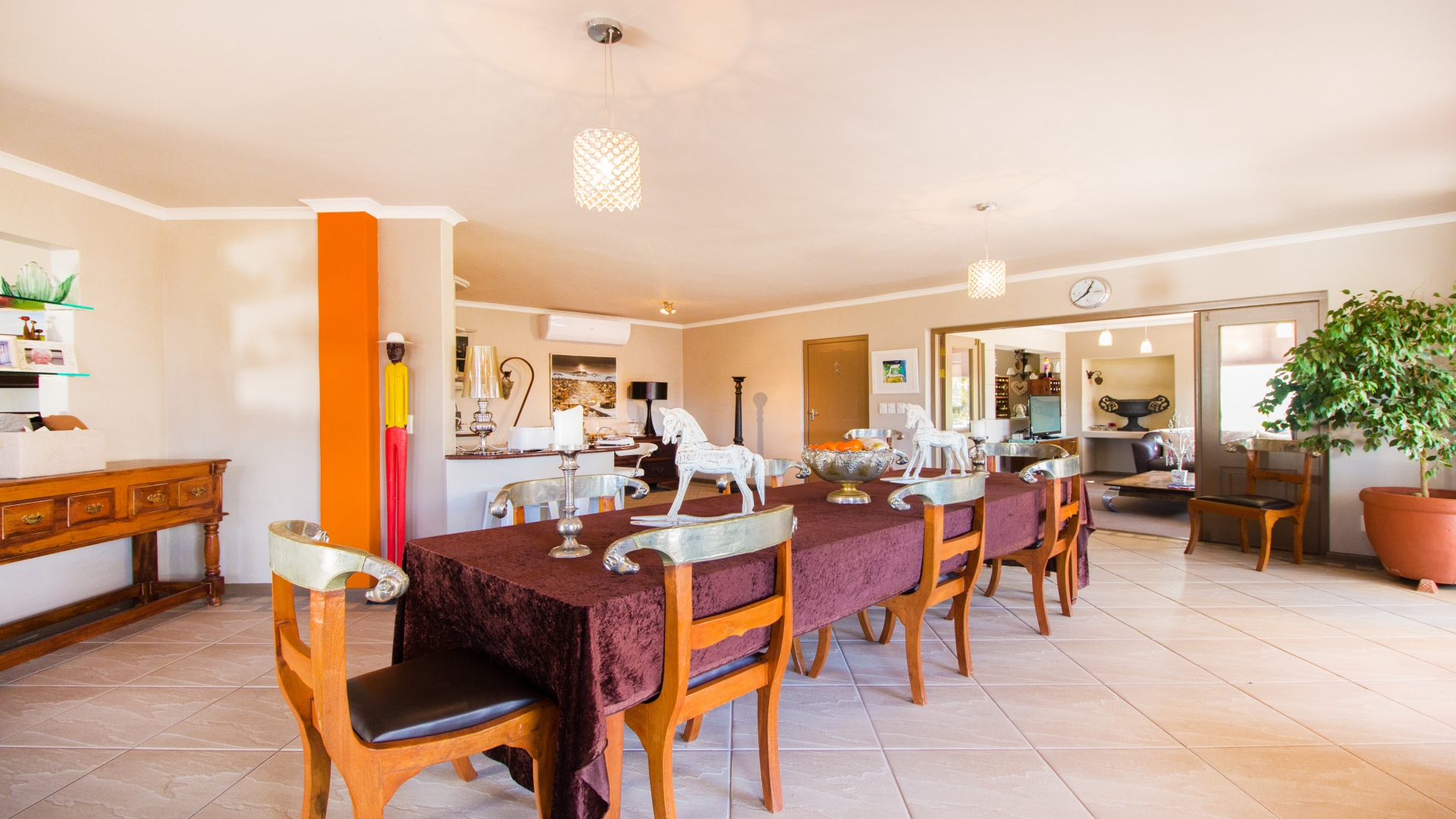 Paarl mountainside house
